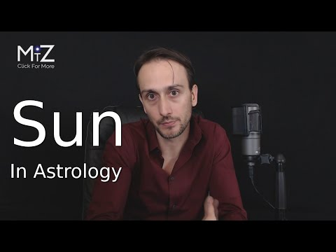 Sun in Astrology - Meaning Explained