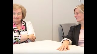 Baixar dubbelinterview Caroline Pauwels en  Els Witte