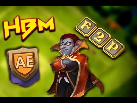 Castle Clash: HBM AE ❚ F2P