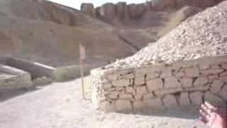 2007-05-25 Valle de los Reyes en Luxor أَلْأُقْصُر, Egipto مصر