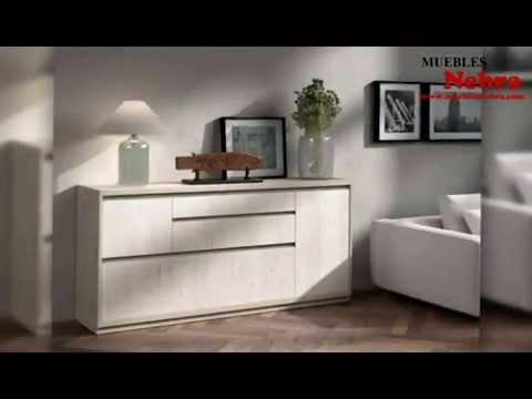 salones modernos en muebles nebra zaragoza youtube