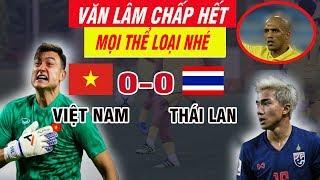 Kết Quả Việt Nam vs Thái Lan Và Trọng Tài Ahmed Al Kaf Thủ Môn Việt Kiều Cân Hết
