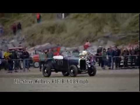 VHRA Pendine Hot Rod Races 2013