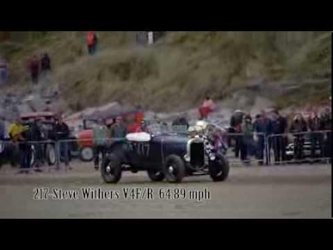 VHRA Pendine Hot Rod Races 2013