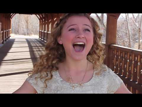 """This is Me"" {The Greatest Showman~Keala Settle} Cover by Maggie Scott of One Voice Children's Choir"