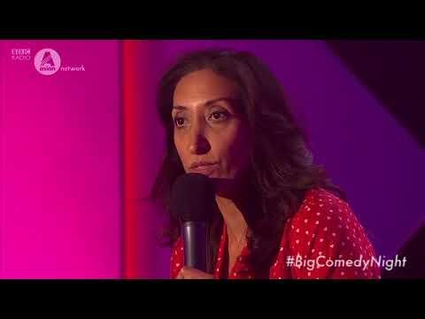 Shazia Mirza - Stand up showreel mix