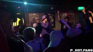 เฉียบ - P-HOT , WAY-G , MC.POP , DJ.ST-ONE @Bar Next Door ข้าวสาร 29.04.19