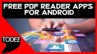 Free PDF Reader Apps For Android