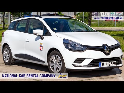 the new renault clio iv estate from top rent a car doovi. Black Bedroom Furniture Sets. Home Design Ideas