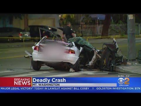 1 Killed, 2 Injured In Mount Washington Crash