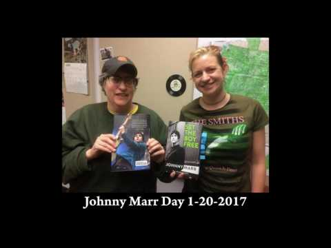 Johnny Marr Day on Shuffle Function (January 20th, 2017)