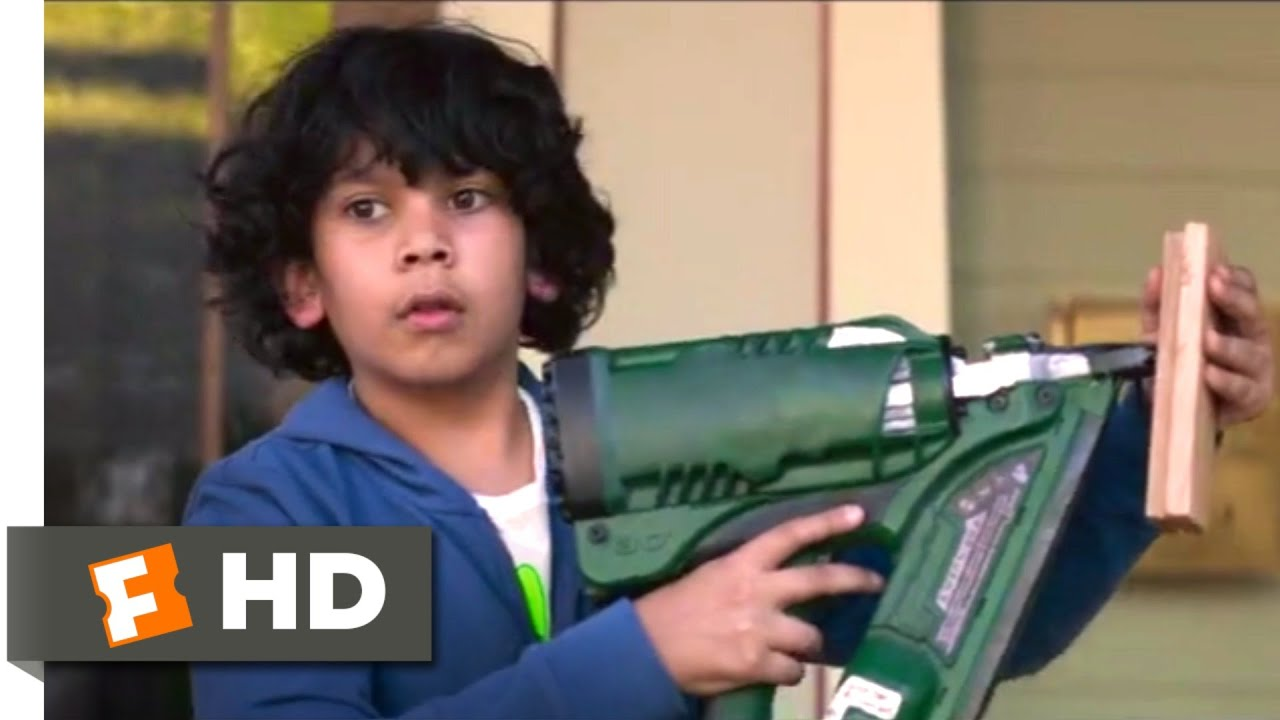 Download Instant Family (2018) - Nail Gun Emergency Scene (4/10) | Movieclips