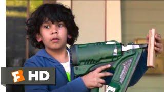 Instant Family (2018) - Nail Gun Emergency Scene (4/10)