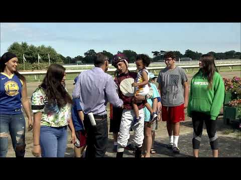 video thumbnail for MONMOUTH PARK 8-24-19 RACE 7