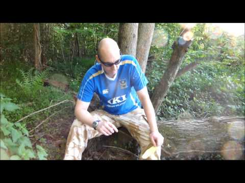 Repel 100 - Insect repellent field test & shout out