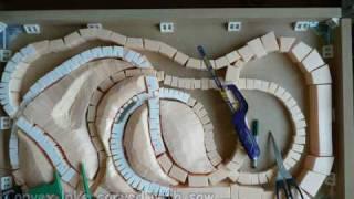 Making A T Gauge Coffee Table Model Railway Layout