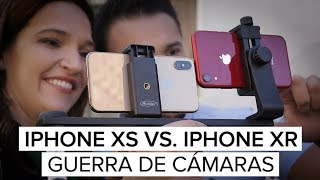 iPhone XR vs. iPhone XS: ¿Qué cámara es mejor?