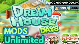 Dream House Days MOD UNLIMITED Money FREE DOWNLOAD APK