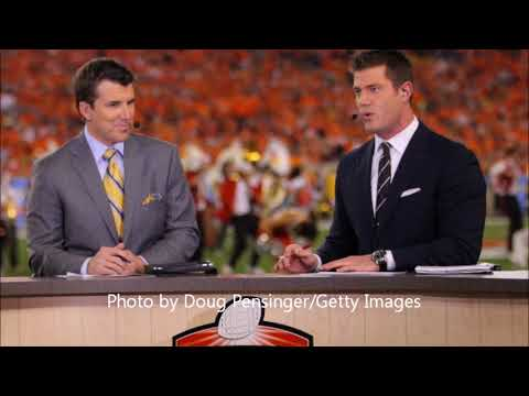 Rece Davis Looks Ahead to the 2017 College Football Season