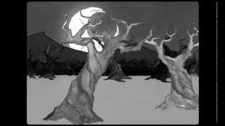 Dr Syn landscape animation