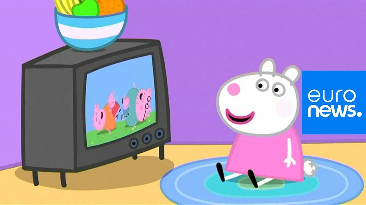 Hasbro Buys Peppa Pig Owner Entertainment One Youtube