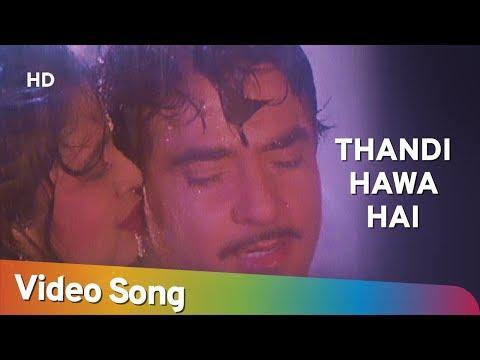Thandi Hawa Hai | Mera Pati Sirf Mera Hai (1990) | Radhika | Jeetendra | Hits Of Anand Milind