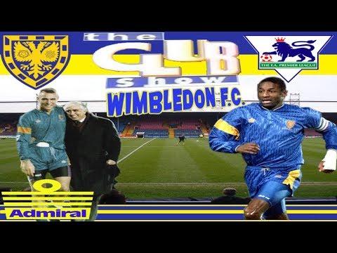 THE CLUB SHOW 1992 | WIMBLEDON DOCUMENTARY