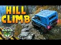 Spintires: Mudrunner Gameplay : Tallest Hill Climb & Swamp Driving! (PC Let's Play)