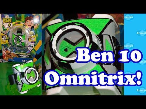 Ben 10 Season 3 Omnitrix Sneak Preview!