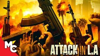 LA တွင်တိုက်ခိုက်မှု အပြည့်အဝလှုပ်ရှားမှုဒရာမာရုပ်ရှင်