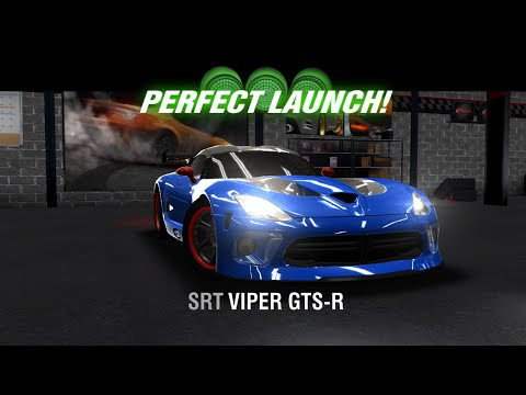 Racing Rivals SRT Viper GTS-R Perfect Launch Tutorial