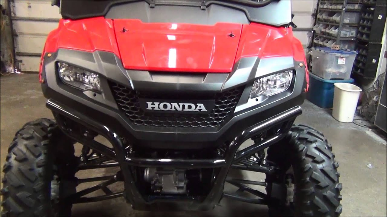 maxresdefault barry electronics vehicle spotlight honda pioneer youtube  at fashall.co