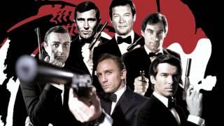 James Bond Soundtrack/Music (HD/HQ)