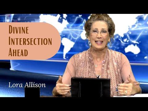 Divine Intersection Ahead, Lora Allison - Celebration Ministries