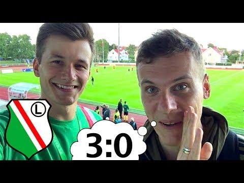 LEGIA vs IFK MARIEHAMN   Finlandia zdobyta