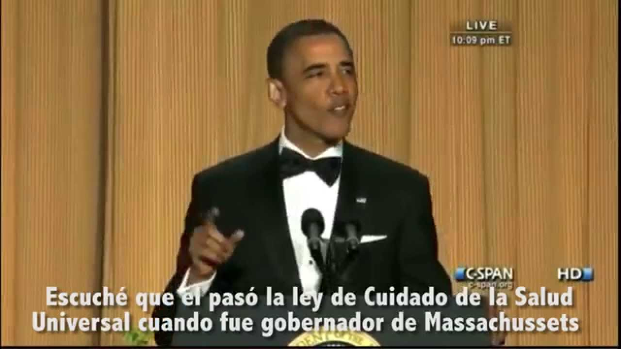 Obama DESTRUYE a Donald Trump - en Español - YouTube