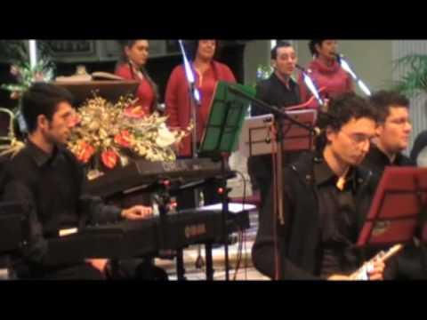 CARLO MARIA CORDIO dirige WONDERLAND ENSAMBLE /When The Child Is Born
