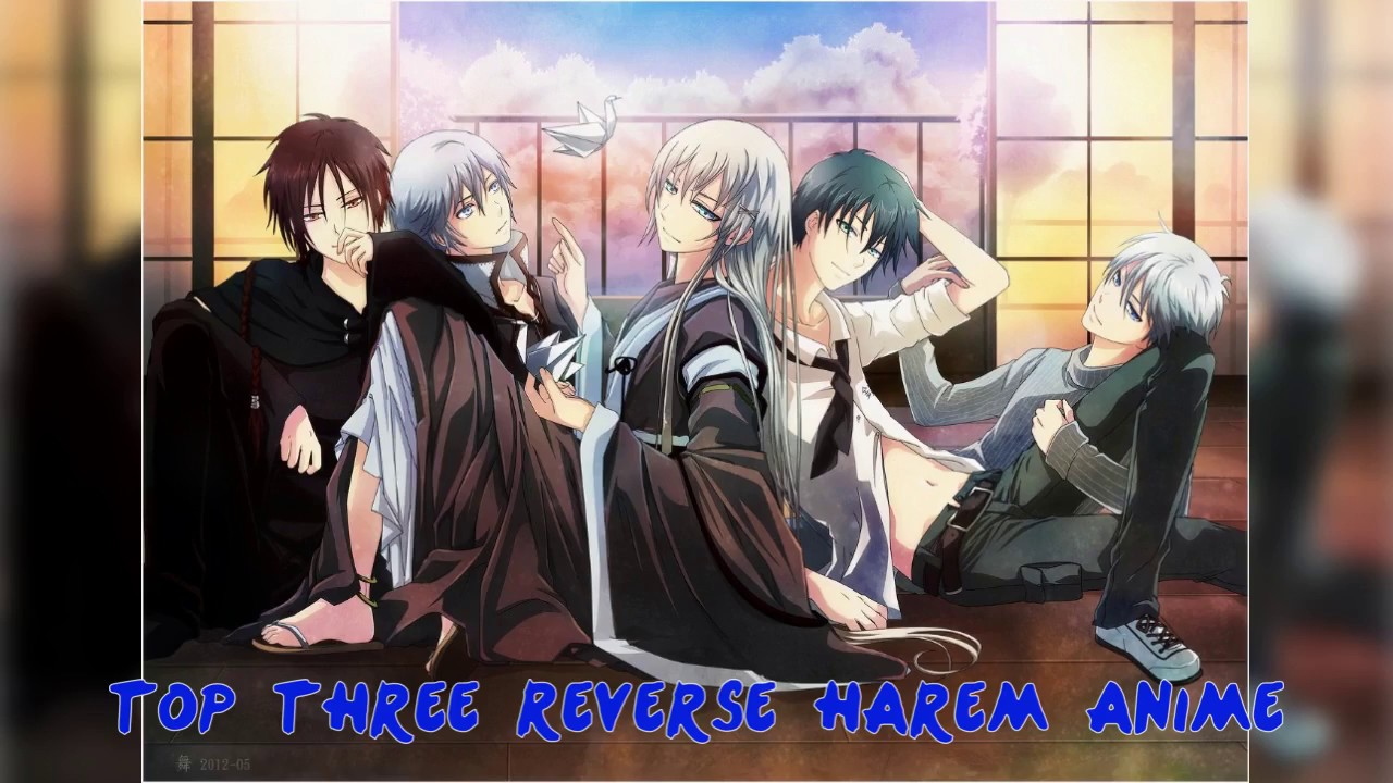 Find Out What Are The Best Harem Anime To Watch In 2019: Top 3 Reverse Harem Anime! (My Opinion)