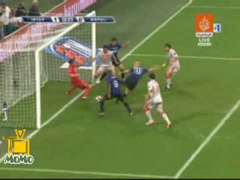 Download Inter Milan  Vs Napoli 3-1 All Goals And Highlights (23/09/2009) Week 5