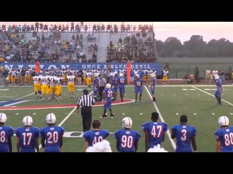 West Memphis High School vs Wynne High School 2015