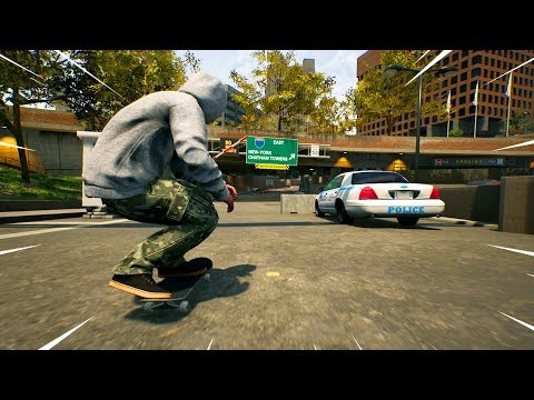 Session - Part 1 - A New Skateboarding Game! from YouTube · Duration:  11 minutes 33 seconds