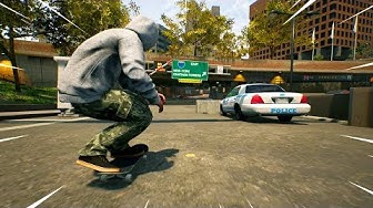 Session - Part 1 - A New Skateboarding Game!