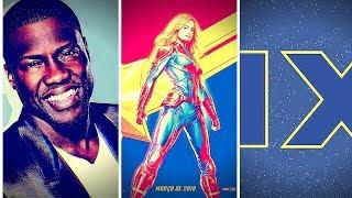 "Kevin Hart Rocks, Captain Marvel Still Lacks Charisma, and an Episode IX ""spoiler"""