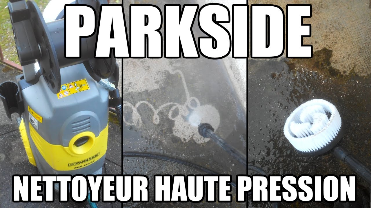 Nettoyeur haute pression parkside phd 150 c2 d3 lidl for Idropulitrice parkside phd 150 opinioni