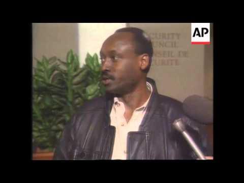 U.N. - Evacuation Foreign Nationals In Rwanda