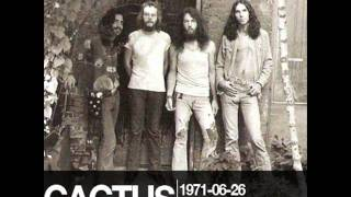 Cactus - Long Tall Sally - live (1971)