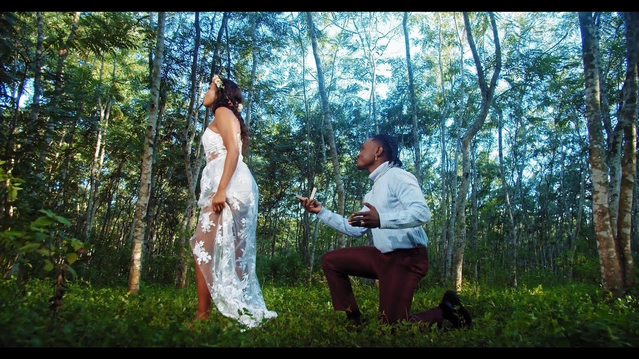Download Mbosso Ft Spice Diana - Yes (Official Video)