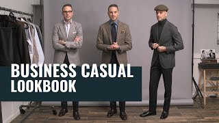 5 Business Casual Winter Outfit Ideas | How To Look Stylish At Work