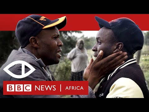Suicide Stories: Are Kenya's men in crisis? - BBC Africa Eye documentary
