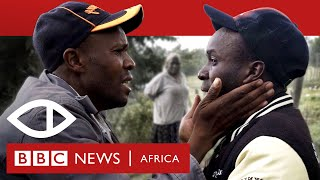 Gambar cover Suicide Stories: Are Kenya's men in crisis? - BBC Africa Eye documentary
